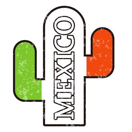 メキシコのサボテン