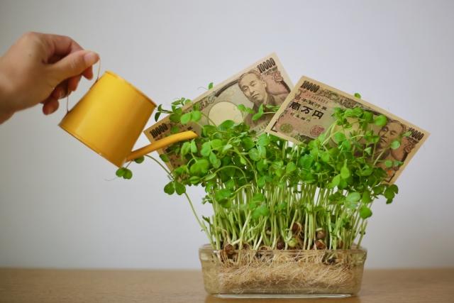 お金を育てる(運用)