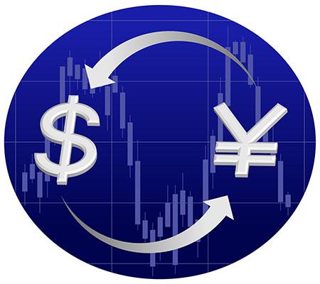 円とドルの売買