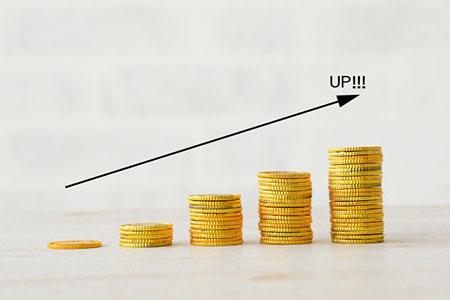 この十数年で金価格が急上昇している理由は?今後の金価格の見通し