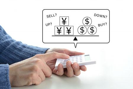 ドル円とトレード