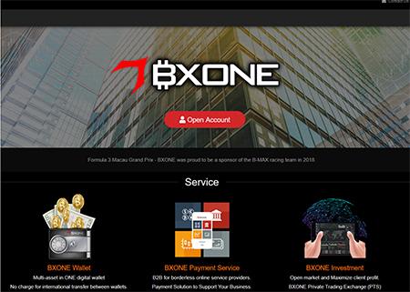 BXONE公式サイト