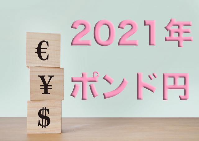 2021年ポンド円