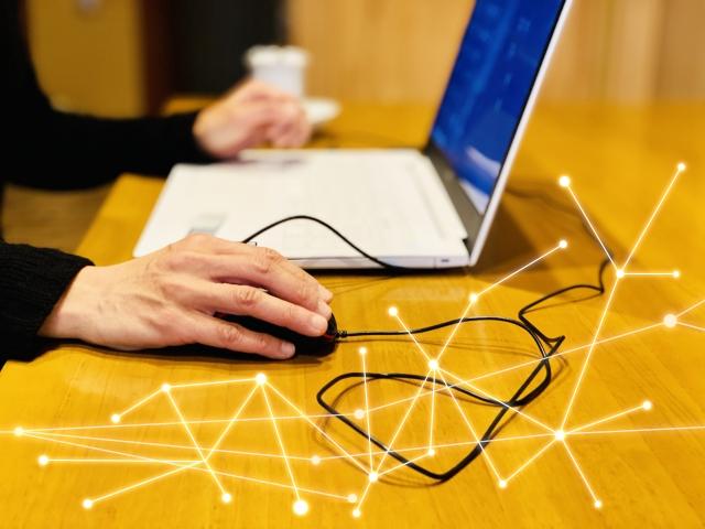 パソコンのネットワーク